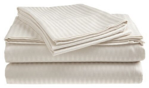 400 Thread Count 100% Cotton Sheet Set by Alwyn Home